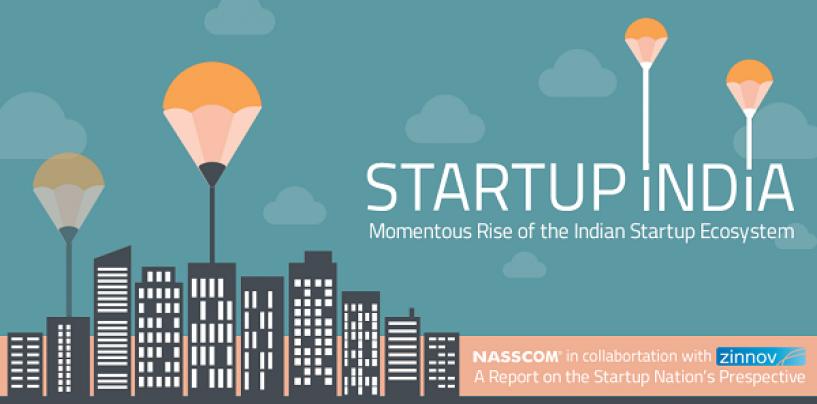 NASSCOM –Zinnov Start-Up Report 2016- India Retains Third Position