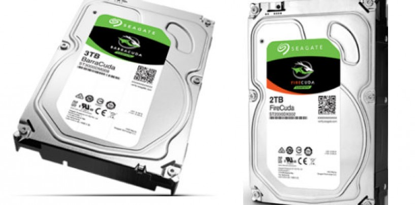 Seagate Brings its Most Advanced Mobile Consumer Drives