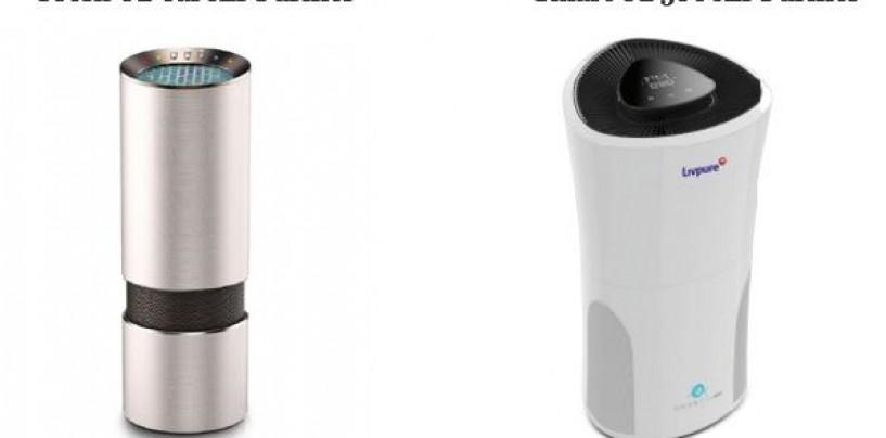 Livpure Announces Smart O2 580 and Fresh O2 Car Air purifiers
