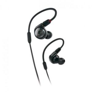 Audio-Technica Unveils New E-Series Professional In-Ear Monitor Headphones