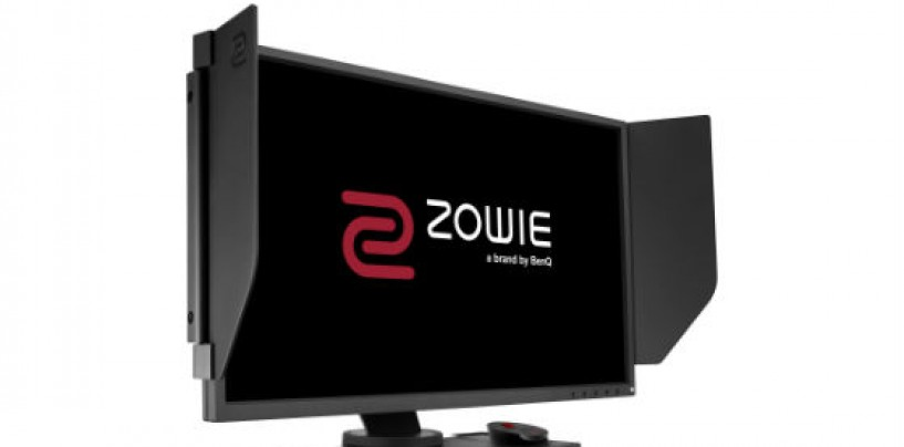 BenQ Zowie Launches Gaming Monitor XL2540