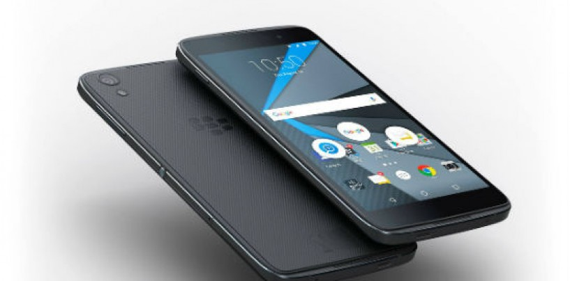 BlackBerry DTEK50 First Impression: Most Secure Android Device with Good Specs