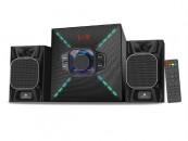"Zebronics Announces ""Cube2-BT RUCF"" 2.1 Speakers"