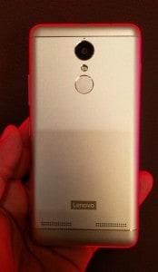 Lenovo K6 Power First Impressions