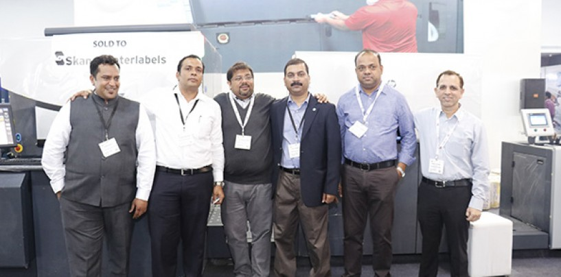 HP India Showcases Labels and Packaging Advancements With HP Indigo WS6800 Digital Press