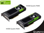 Leadtek Launches NVIDIA QUADRO P6000 and P5000 Professional Graphics Cards