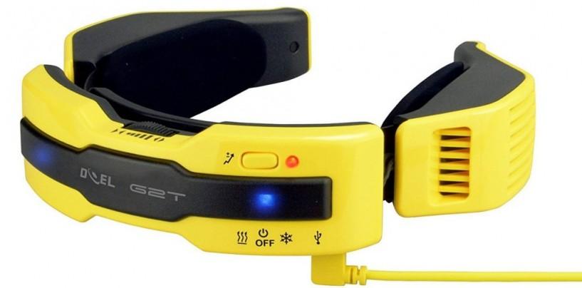 DOEL Introduces Electric Scarf with Ergonomic Design