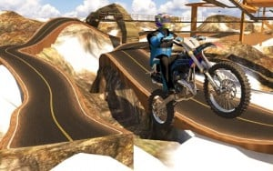 Racing on Bike Android Game