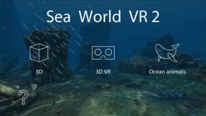 Sea World VR2 VR games for Google Cardboard