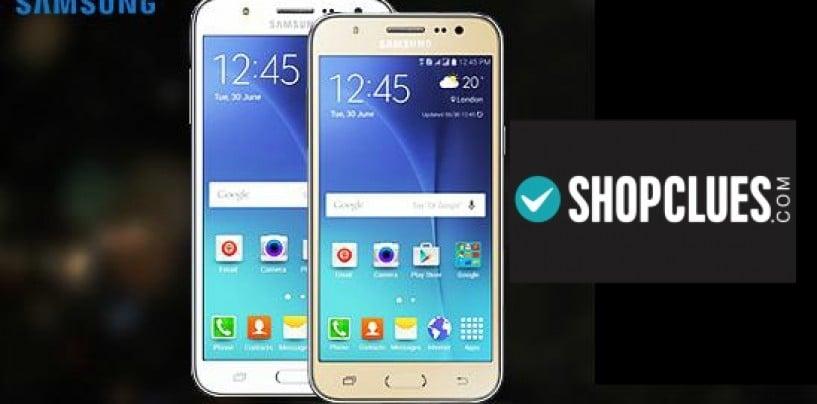 Shopclues Launches Online Full-Range Samsung Brand Store