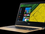 Acer Brings World's Thinnest Laptop: SWIFT 7