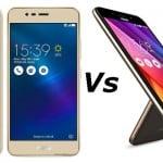 Comparing Asus Zenfone 3 Max Vs Asus Zenfone Max