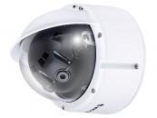 VIVOTEK Adds New Multiple-Sensor Vandal Dome