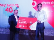 Vodafone 4G Launched in Rewari on 1800 MHz