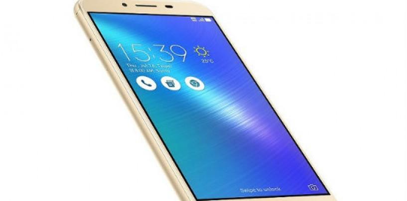 ASUS Zenfone 3 Max (ZC553KL) Smartphone: Specifications