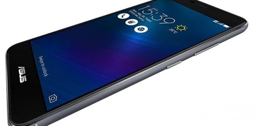 ASUS  Zenfone 3 Max (ZC520TL) Smartphone: Specifications