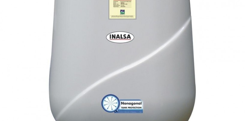 Inalsa Launches Storage and Instant Water Heaters