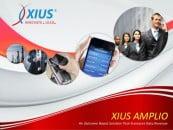 XIUS launches the latest Versions Of XIUS AMPLIO