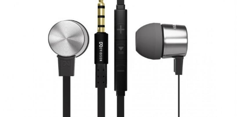 Evidson Audio Launches Audiowear R5 Earphones