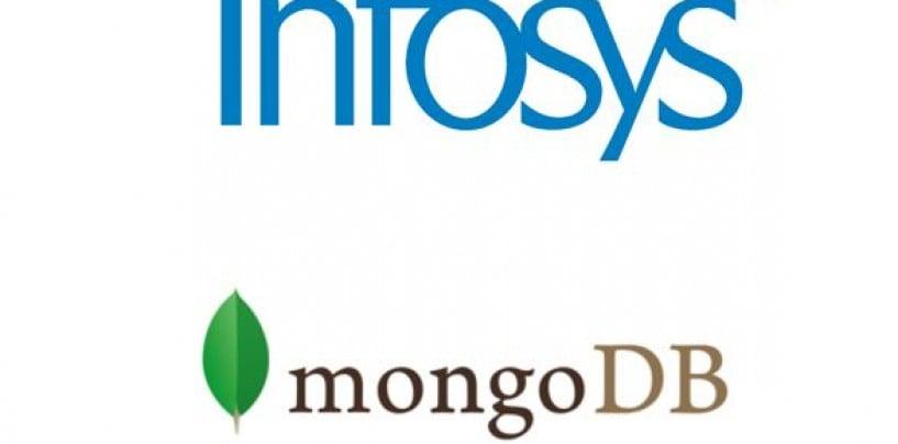 Infosys and MongoDB Partner to Drive Application Modernization Initiatives