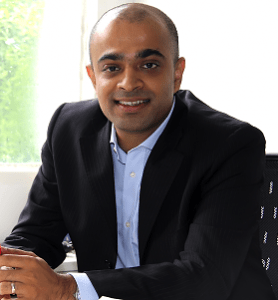 Tejasvi Mohanram, Founder & CEO, Rupeepower