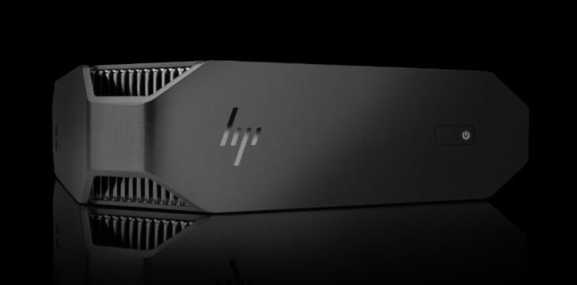HP Unveils Industry's First-ever Mini Workstation