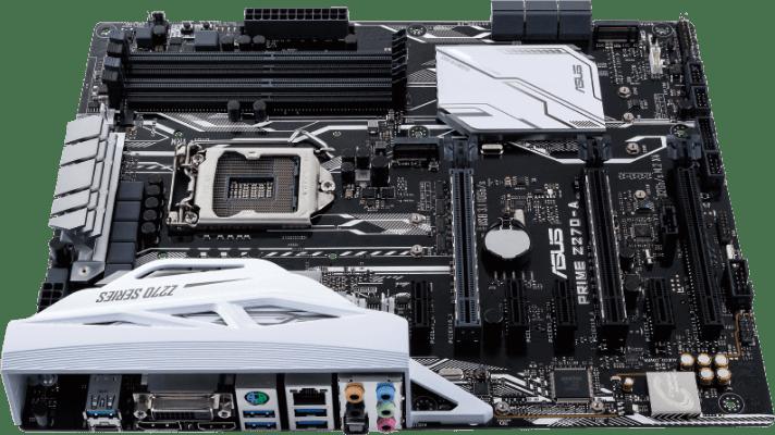 ASUS Announces Z270 Series Motherboards - PCQuest