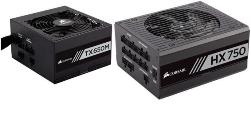 CES 2017: CORSAIR Brings  HX and TX-M Series PSUs