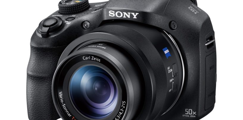 Sony CyberShot HX350 Camera With 50x Super Zoom Launched on Amazon For Rs 28,990