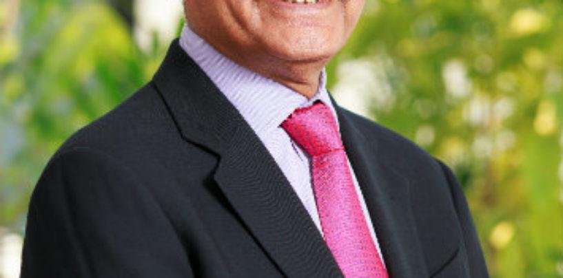Padma Shri Award 2017 to BVR Mohan Reddy, Former Chairman NASSCOM