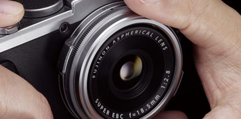 Fujifilm X70 Mirrorless Camera