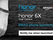 Heartache for Flipkart, Huawei Honor 6X to be Amazon Exclusive