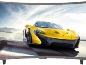 "Noble Skiodo Announces 32"" Curved LED TV'32CRV32P01"