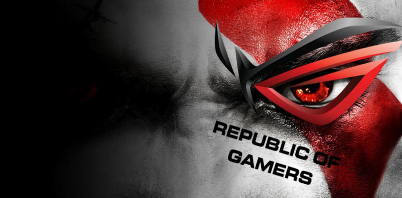 Spectrum of Asus Republic of Gamers PCs and Gaming Laptops Unveiled at CES 2017