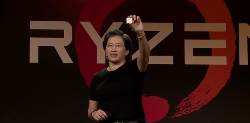 AMD' New Innovation to Compete Intel: AMD Ryzen 7
