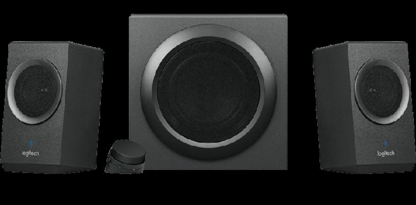 Logitech Brings the all new Z337 Wireless Desktop Speaker