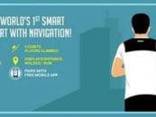 The World's 1st Smart Fitness T-shirt: SYGNAL