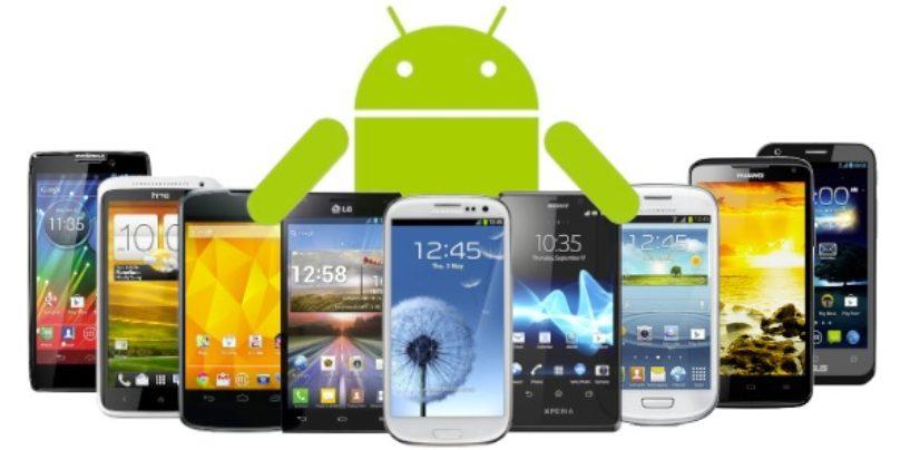 Top 5 Android Smartphones 2017