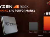 AMD Ryzen5 CPUs To Be Available for Desktop PCs Starting April 11