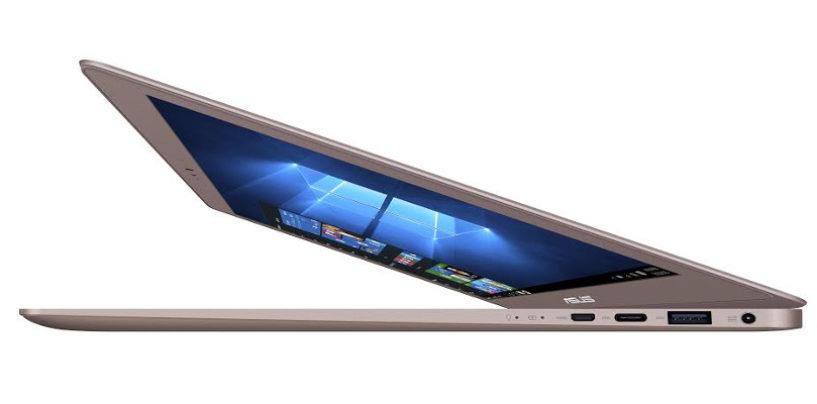 ASUS Unveils ZenBook UX330 Notebooks