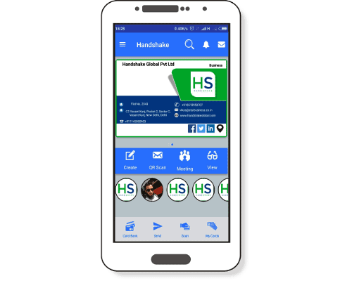 Scan share and add audio video to business cards with smart scan share and add audio video to business cards with smart visiting cards colourmoves