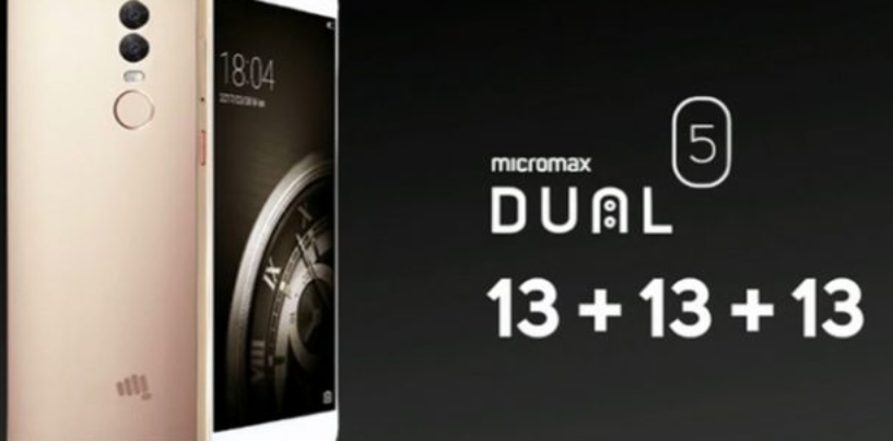 Micromax Dual 5: Micromax is Also Now in Dual Camera Smartphone Race