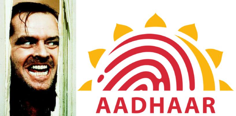 No, Your Aadhaar Data is NOT Secure