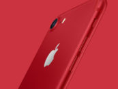 Apple Introduces iPhone 7 and iPhone 7 Plus RED Special Edition