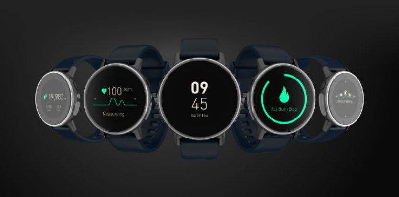 Acer Leap Ware Smartwatch: A Modern, Circular Design Encloses A Feature-Packed Wearable