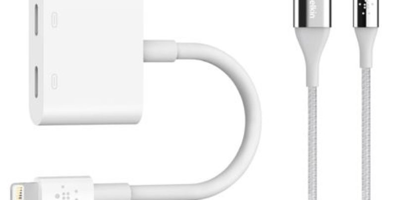 Belkin Lightning Audio+Charge Rockstar and Lightning to USB Cable Review