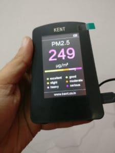 KENT ALPS Air Purifier Review