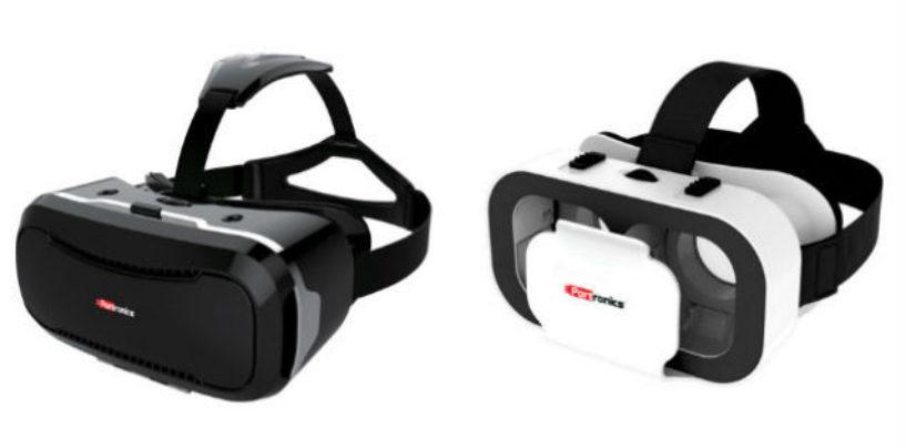 Portronics SAGA and SAGA Mini Virtual Reality Headset Series