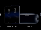 GorgeousSamsungGalaxy S8 and Galaxy S8+ Smartphones with Infinite Possibilities