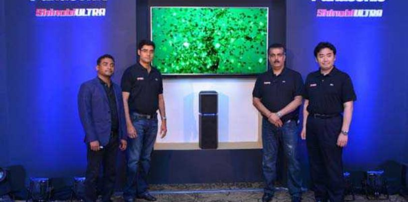 Panasonic launches 4K Ultra HD TV line-up with UA7 sound system